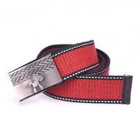 Yusen - Canvas Belts - PP - Square Buckle